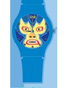 Mask (Blå)