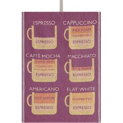 Ekelund - Handduk (Coffee)