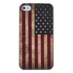 iPhone 4/4S skal - US Flag