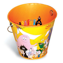 Vilac - Hink Barbapapa (Orange)
