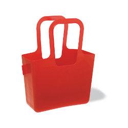 Koziol - Taschelino Väska (Röd)