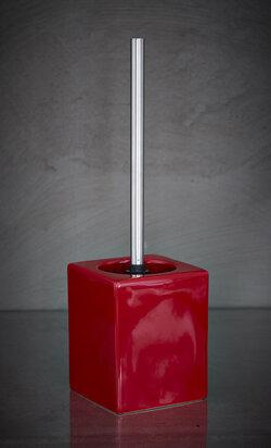 Cult Design - Toalettborste röd