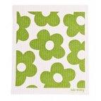 Malin Westberg - Disktrasa Blomma (Grön)