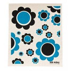 Malin Westberg - Disktrasa Blomma (Blå/Mörkblå)